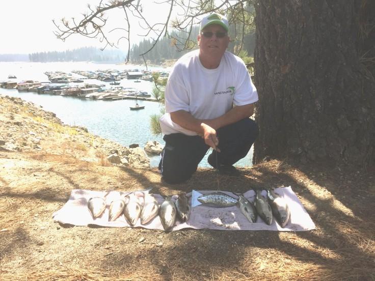 Captain Greg Yost Clovis, California